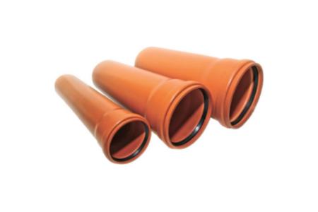 Трубы НПВХ для наружной канализации