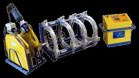 Полуавтоматические аппараты для стыковой сварки
